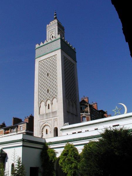 Great mosque , Paris , France