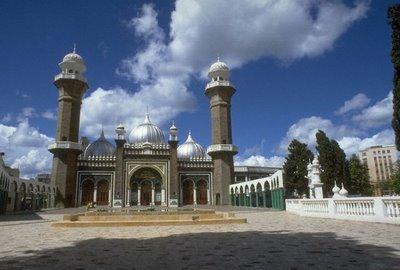 Jamia mosque, Nairobi, Kenya