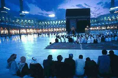 Masjid Al Haram , Mecca , Saudi Arabia