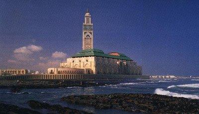 Hassan II Mosque, Casablanca , Morocco