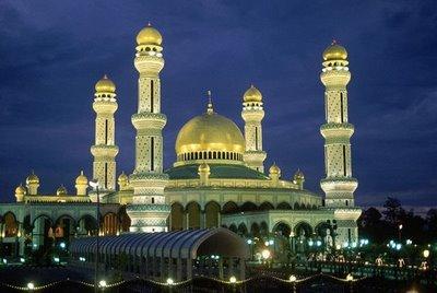 Golden Mosque, Manila, Philippine