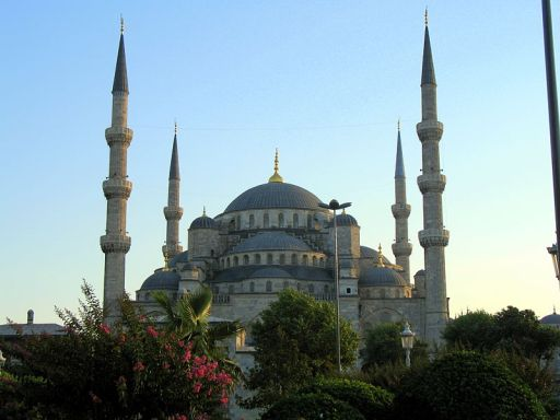 Sultan Ahmed Mosque / Blue Mosque, Istanbul, Turkey