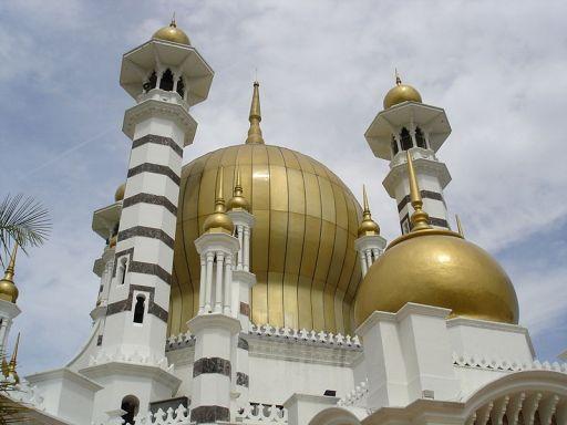 Masjid Ubudiah, Kuala Kangsar, Malaysia