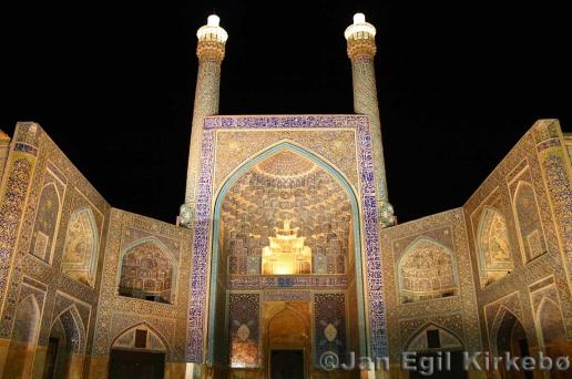 Imam Mosque, Isfahan , Iran