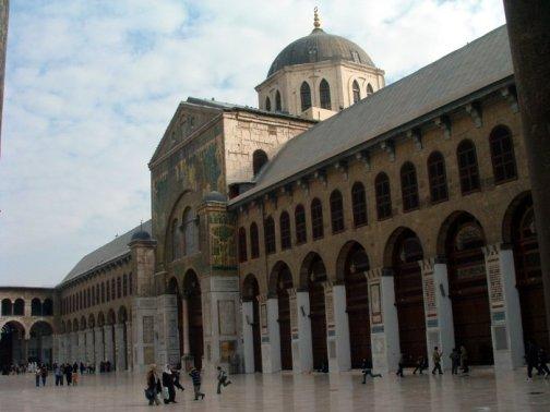 Umayyad Mosque, Damascus , Syria