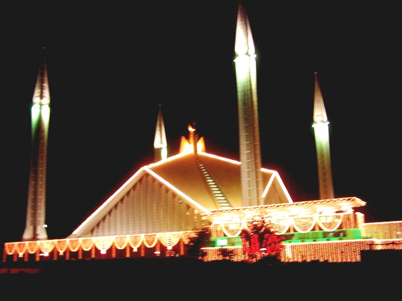 shahfaisalmosque islamabad - pic of the day June 11