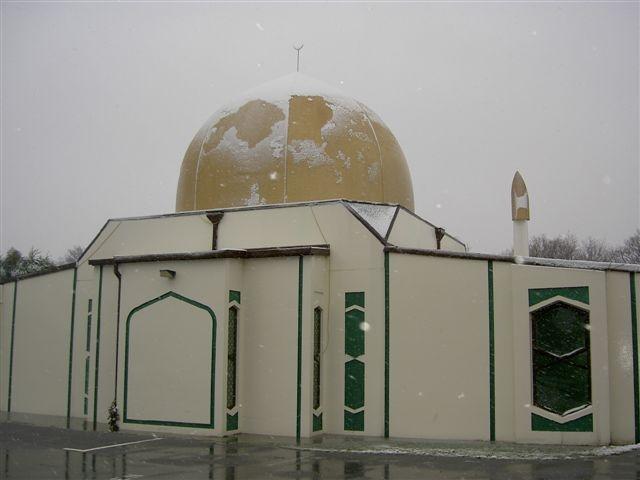 Masjid New Zealand Photo: MASJID PHOTOGRAPH: Beautiful Mosques Of The World