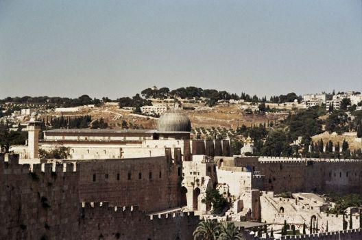 Al Aqsa Mosque, Jerusalem , Occupied Palestine